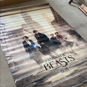 HUGE Wall Canvas Poster